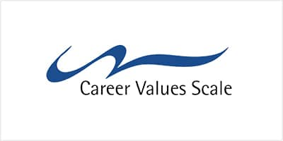 Career Values Scale Logo