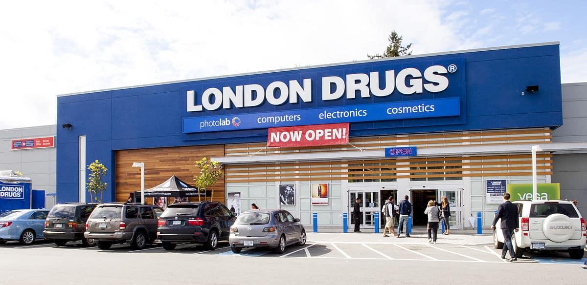 London Drugs Store 85 in Abbotsford, British Columbia
