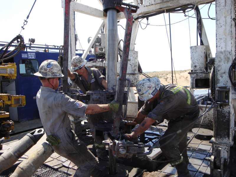 Drilling for Recruitment Results