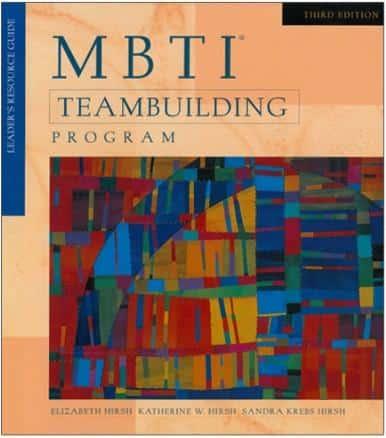 mbti manual 3rd edition pdf