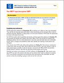 mbti healthcare professionals report