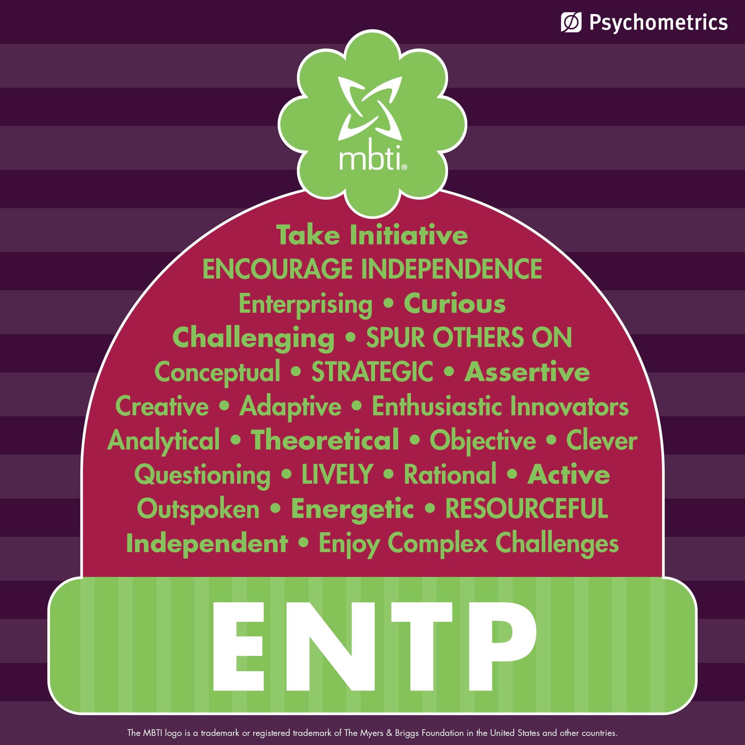 Mbti Type Toques Psychometrics Canada Myers Briggs Resource