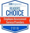 Psychometrics wins HR reporter reader's choice award 2016