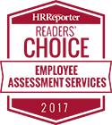 Psychometrics wins HR reporter reader's choice award 2017