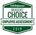 Psychometrics wins HR reporter reader's choice award 2019
