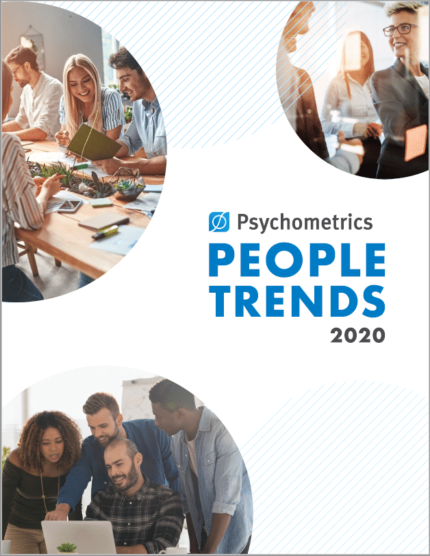 Psychometrics Canada People Trends Report 2020