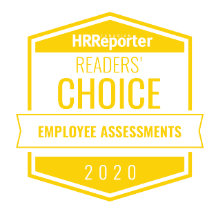 Psychometrics wins HR reporter reader's choice award 2020