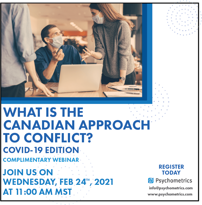 Canadian Approach to Conflict Covid-19 Edition Webinar