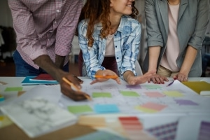 team planning 360 feedback evaluation action plan