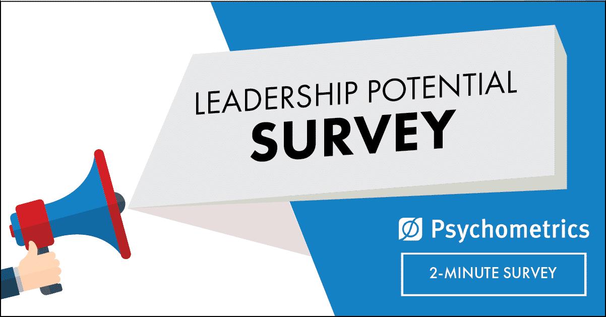 Leadership Potential Survey